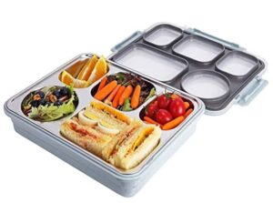 Femora High Steel Rectangle Lunch Box