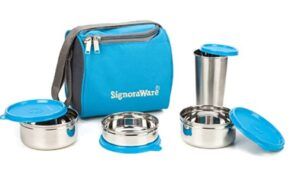 Signoraware Stainless Steel Lunch Box