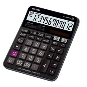 Casio DJ-120D Plus 300 Steps Check and Correct Desktop Calculator