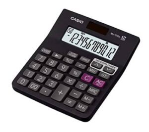 Casio MJ-12DA Desktop Calculator