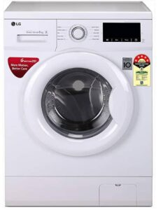 LG 6.0 Kg 5 Star Inverter Fully-Automatic Front Load Washing Machine